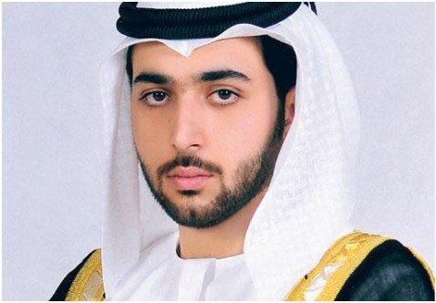 Rashid Bin Saud Bin Rashid Al Mualla Crown Prince Of Umm Al Quwain Married The Unit Day For Night United Arab Emirates