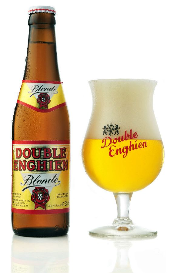 Brasserie de Silly - Double Enghien Blonde
