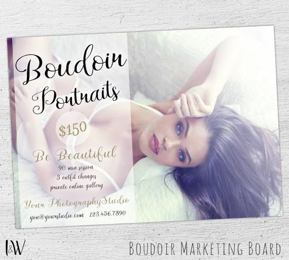 Boudoir Template Valentine Photography Photo Templates For Photographers Marketing Mini Session 05 003