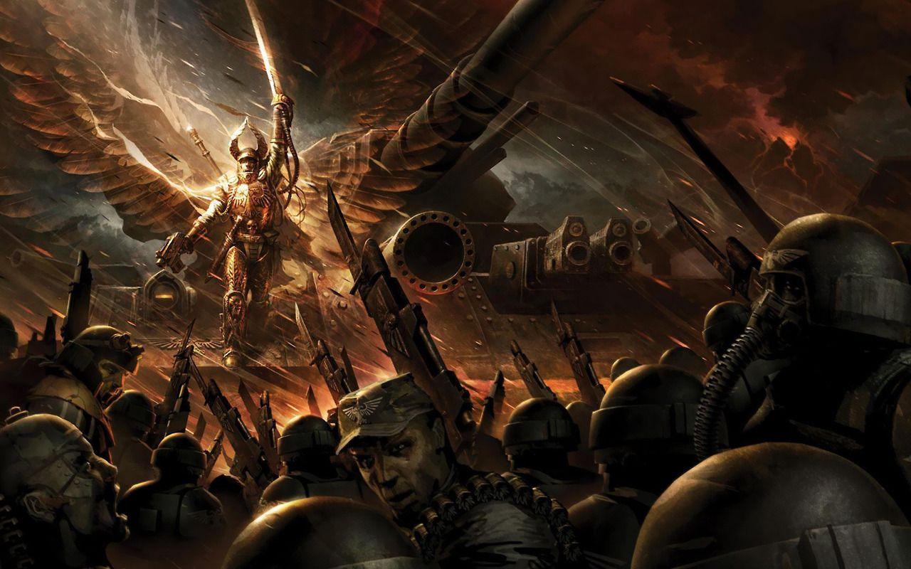 Lord Commander Solar Macharius Warhammer Warhammer Art Warhammer 40k Artwork