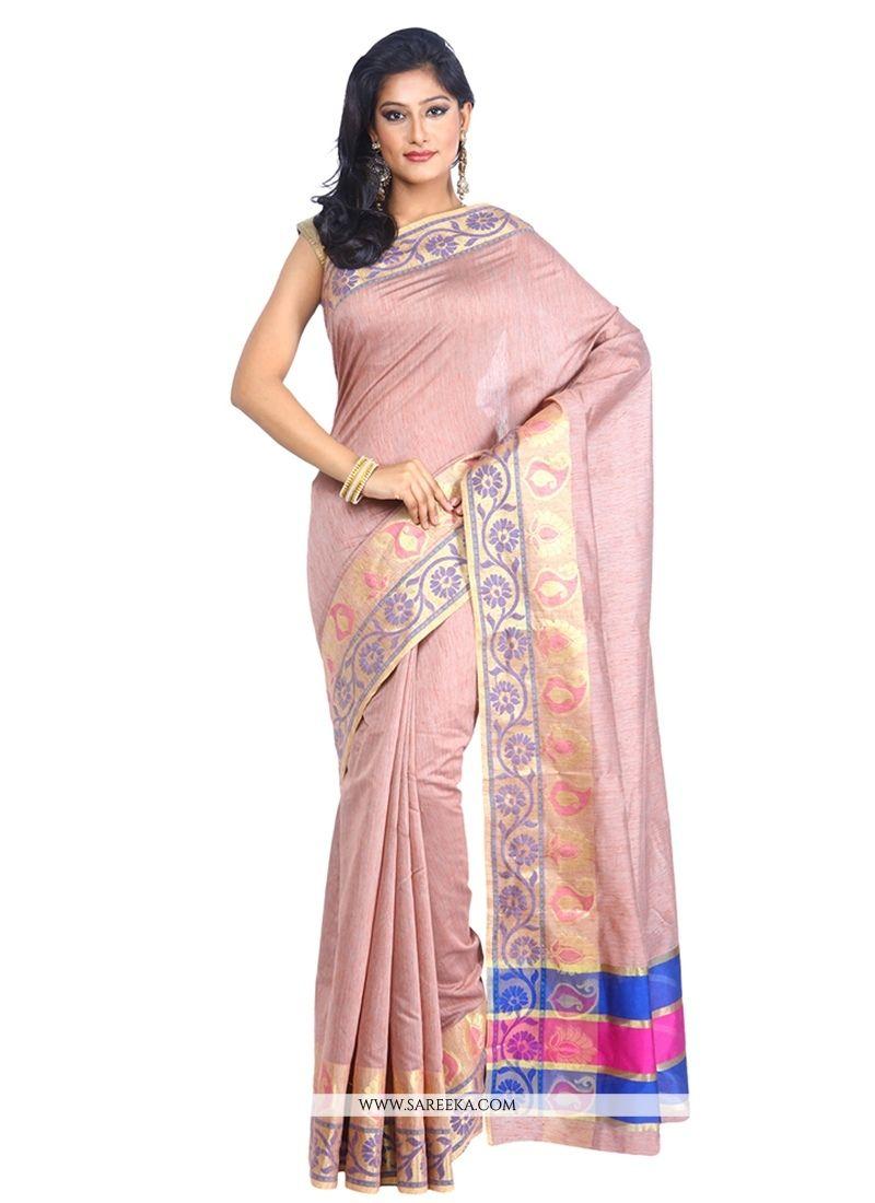 Tissue silk saree elegant tissue weaving work traditional saree