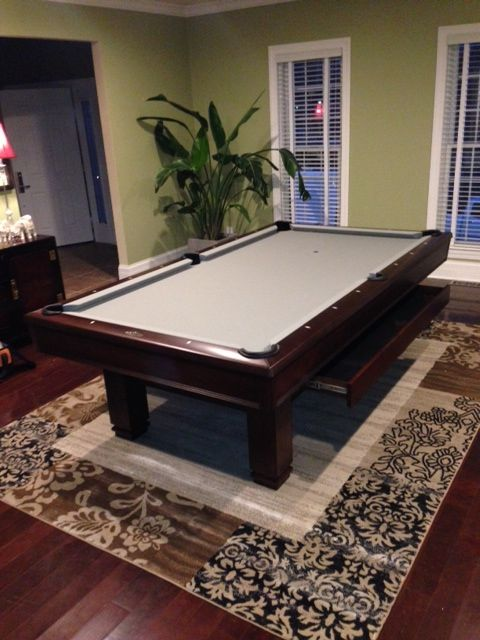 Brunswick Bridgeport Pool Table Everything Billiards NC Www - Brunswick bridgeport pool table