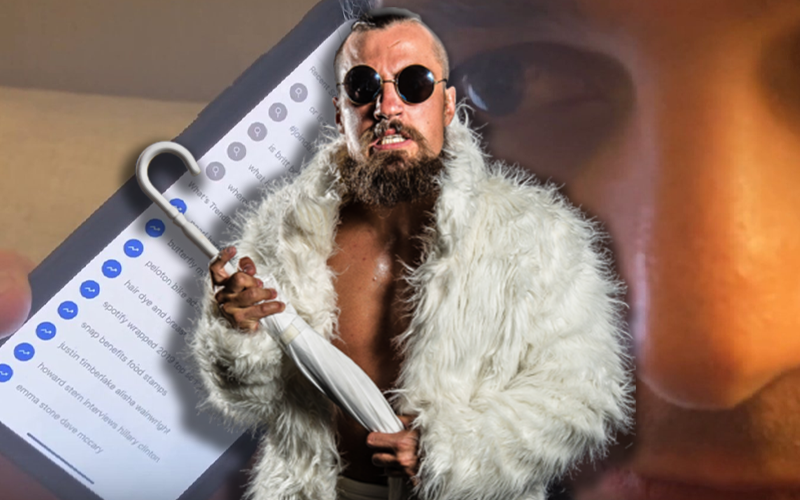 Marty Scurll Easter Egg Appears On Being The Elite Marty Appearance Elite