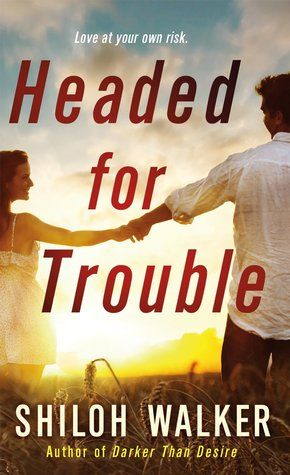 Headed for Trouble (The McKays #1) by Shiloh Walker:  http://www.thereadingcafe.com/headed-for-trouble-the-mckays-1-by-shiloh-walker-a-review/