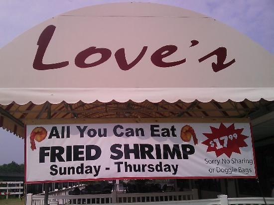 Restaurants In Savannah Ga Love S Seafood Restaurant