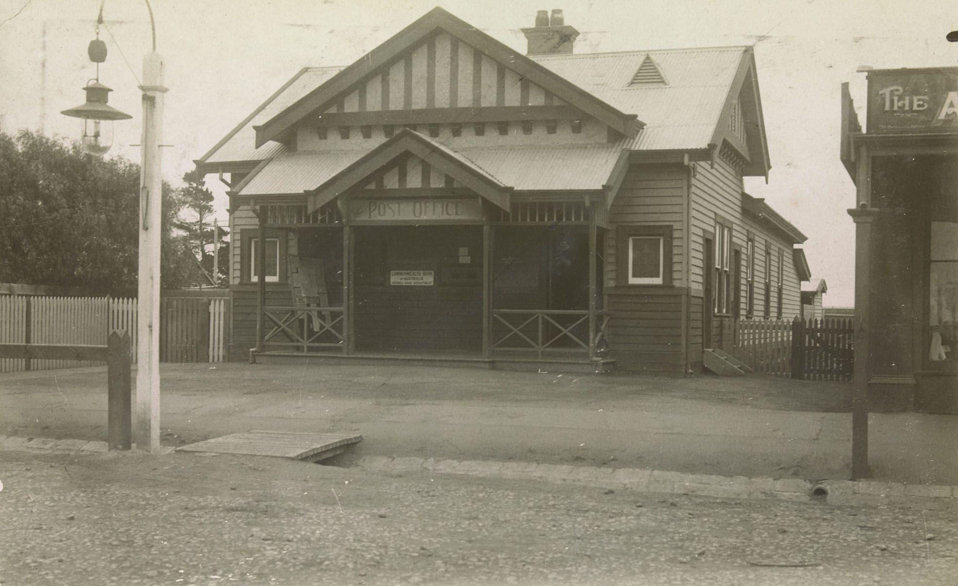 Elegant Warragul Post Office In Victoria (year Unknown). | History ~ Australia ~  Victoria | Pinterest | Post Office, Melbourne And Australia