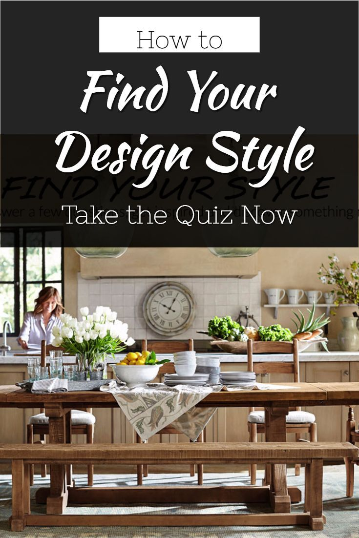 Do you know your design style Take