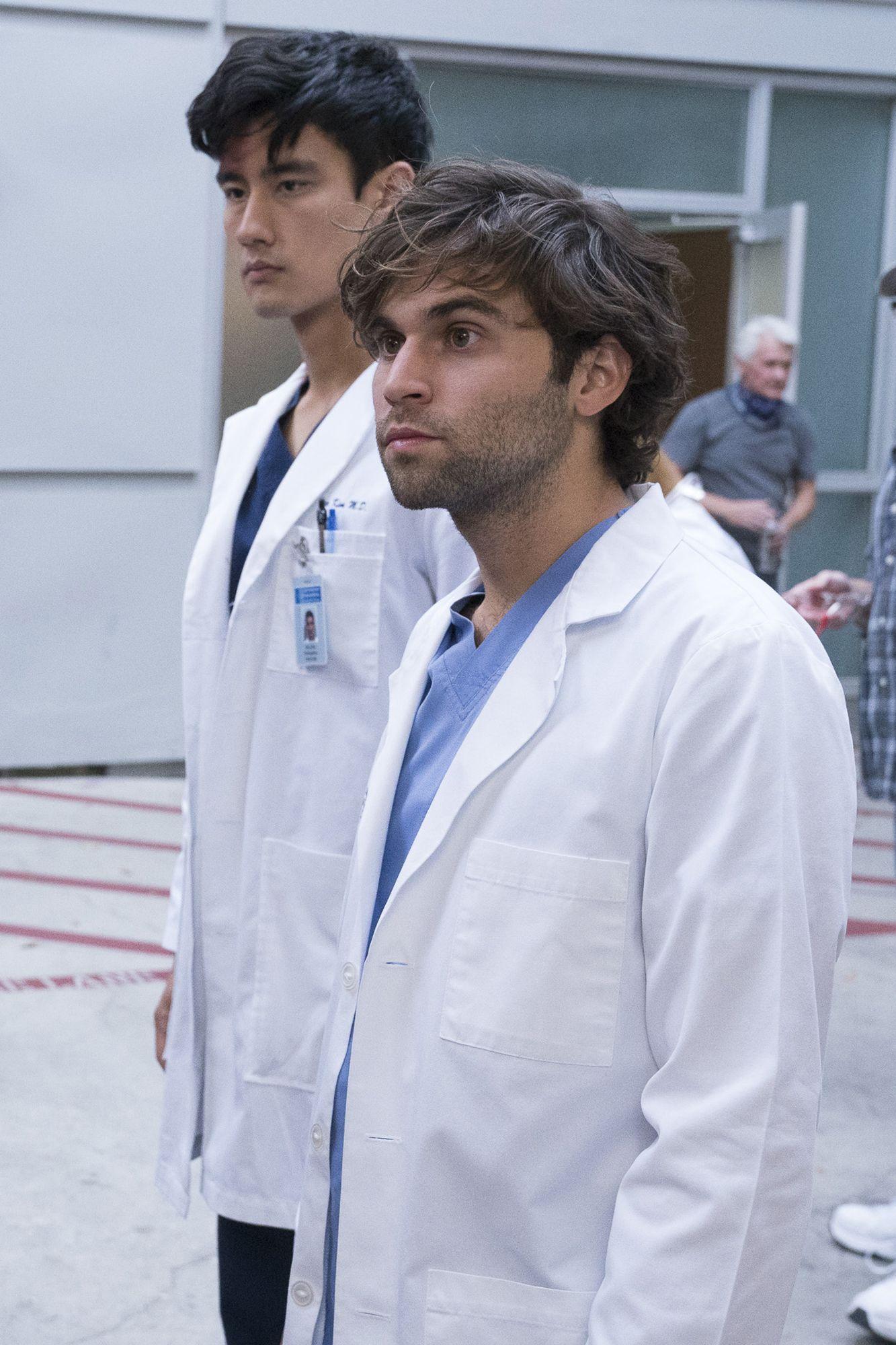 GreyS Anatomy Levi