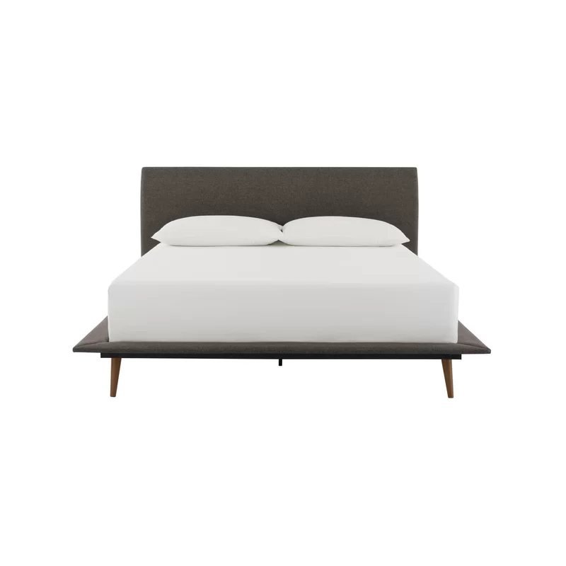 Joyce Queen Upholstered Platform Bed