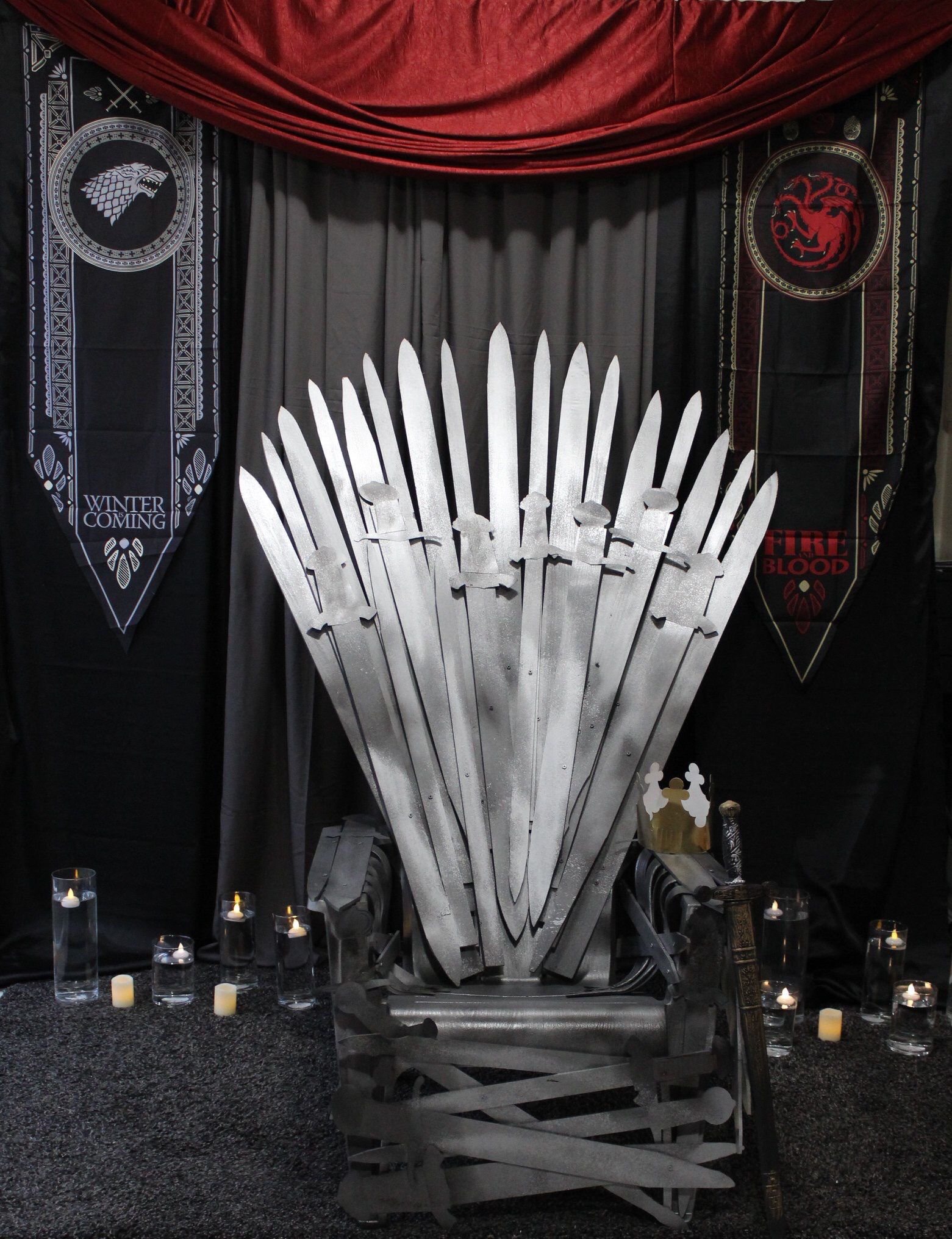 Game Of Thrones Backdrop Game Of Thrones Theme Picture Backdrops Backdrops