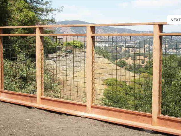 Deer fence | Fencing | Pinterest | Baustahlmatten, Hoftor und Holzzäune