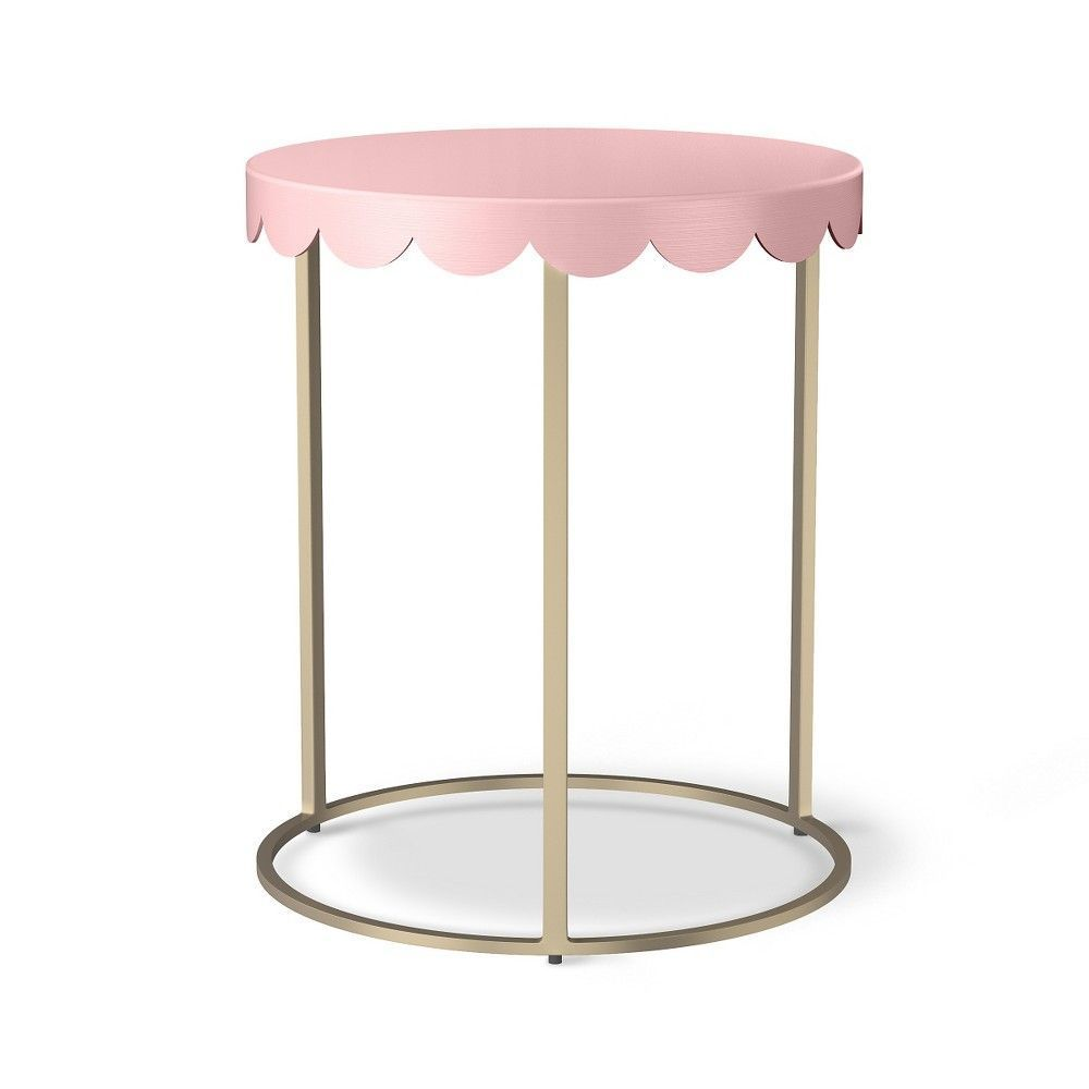 Kids Bedroom Furniture Target Pillowfort Scallop Kids Accent Table Not Enough Kid And Scallops