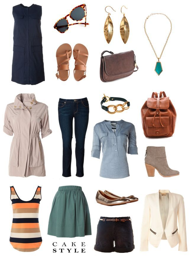 8c7ed3e9b8f8 What To Pack for a Summer Vacation in Europe