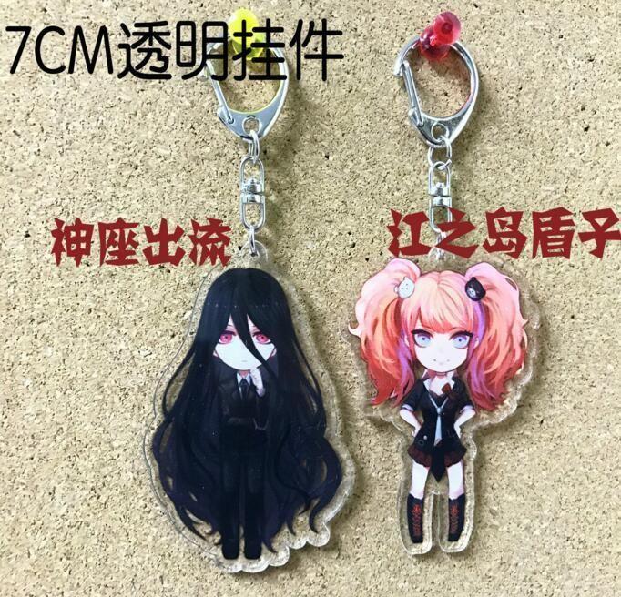 Tales of Series Abyss Xillia Destiny Acrylic Strap Keychain Charm