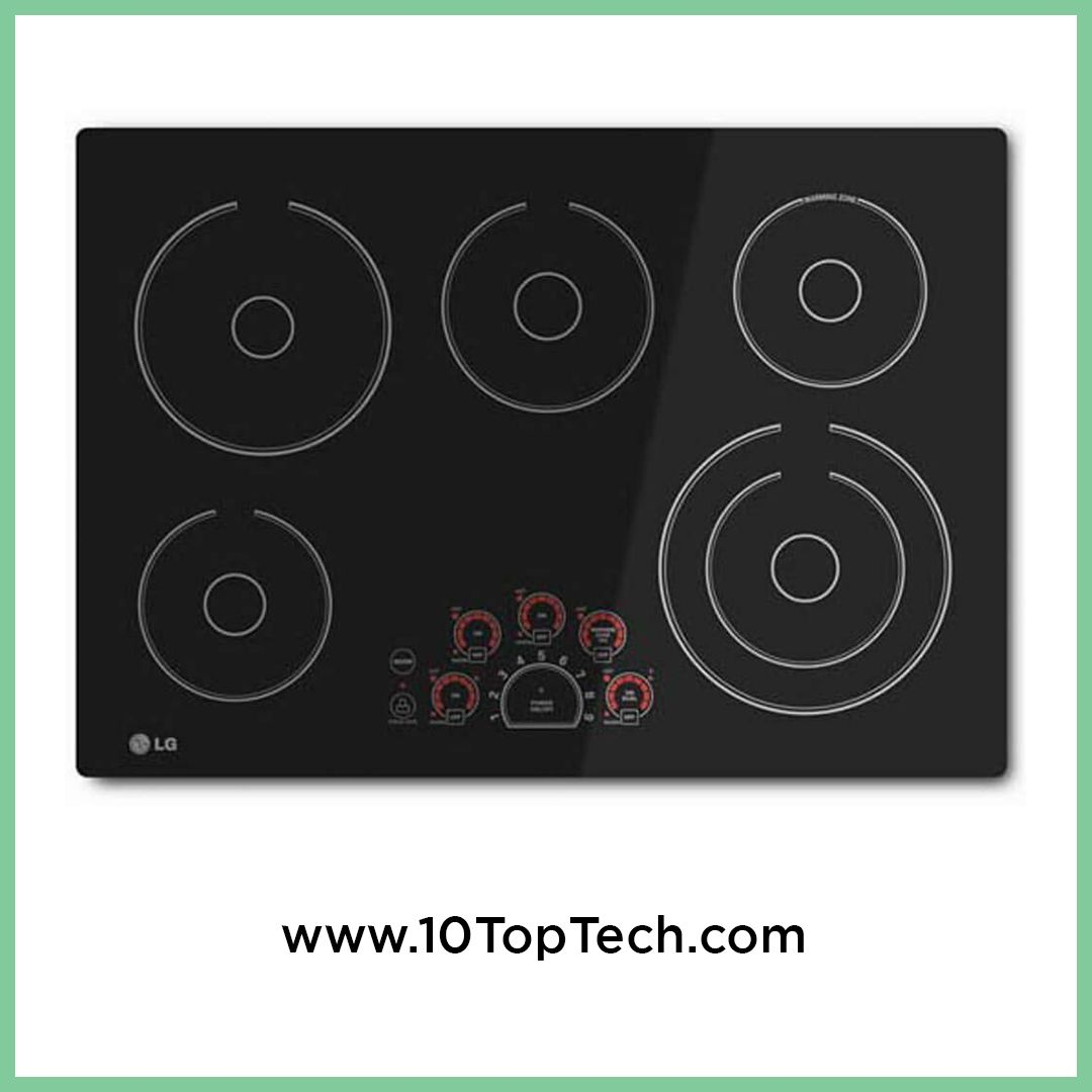 Lg 30 Inches Black Radiant Review Cooktop Electric Cooktop Lg Usa