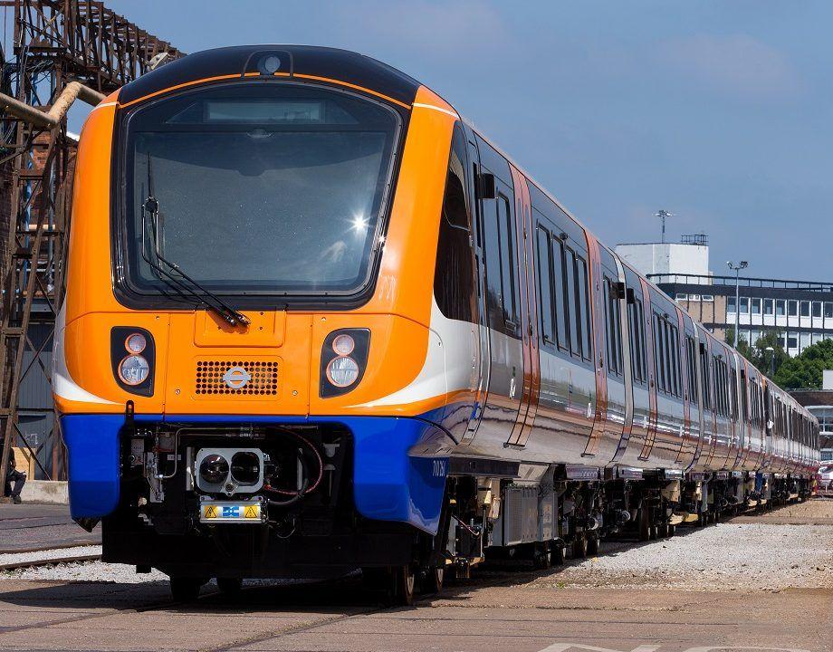 London Overground receives first new Class 710 EMU