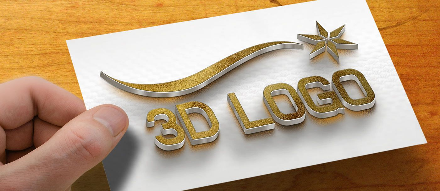 Behance Editing Create 3d Logos With Our Free 3d Logo Maker Logo Maker Free Create Logo Design Logo Design Free