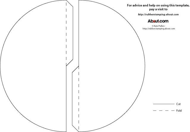 Use This Free Cone PDF Template in Your Craft Projects Project - new circular letter format pdf