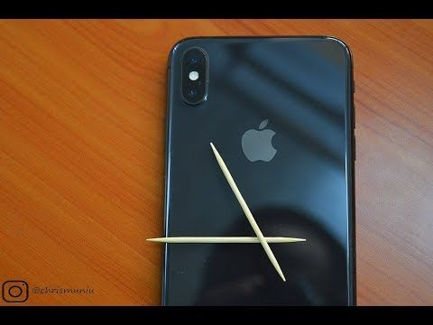How To Clean iPhone Charging Port With a Toothpick! How