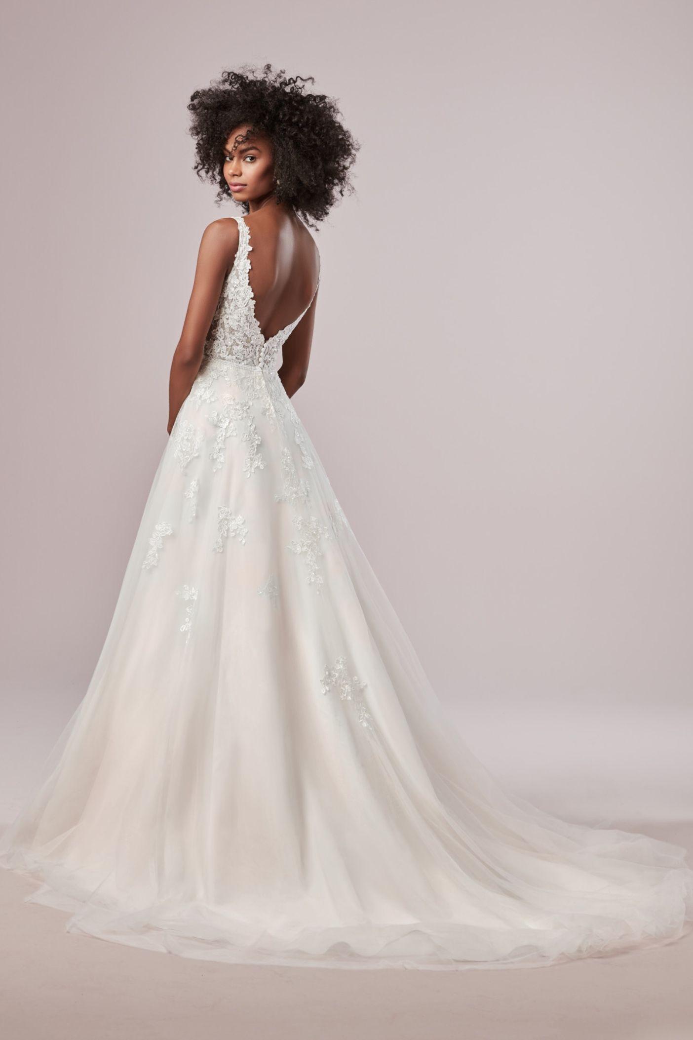 Miriam Rose Hochzeitskleid Kleid Hochzeit Hochzeitskleid Bunt