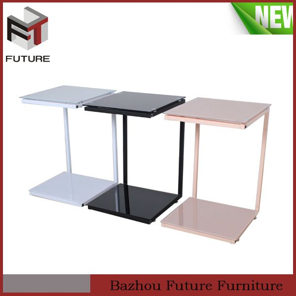 Cheap Metal Glass C Shape Side Table , Find Complete Details About Cheap  Metal Glass C