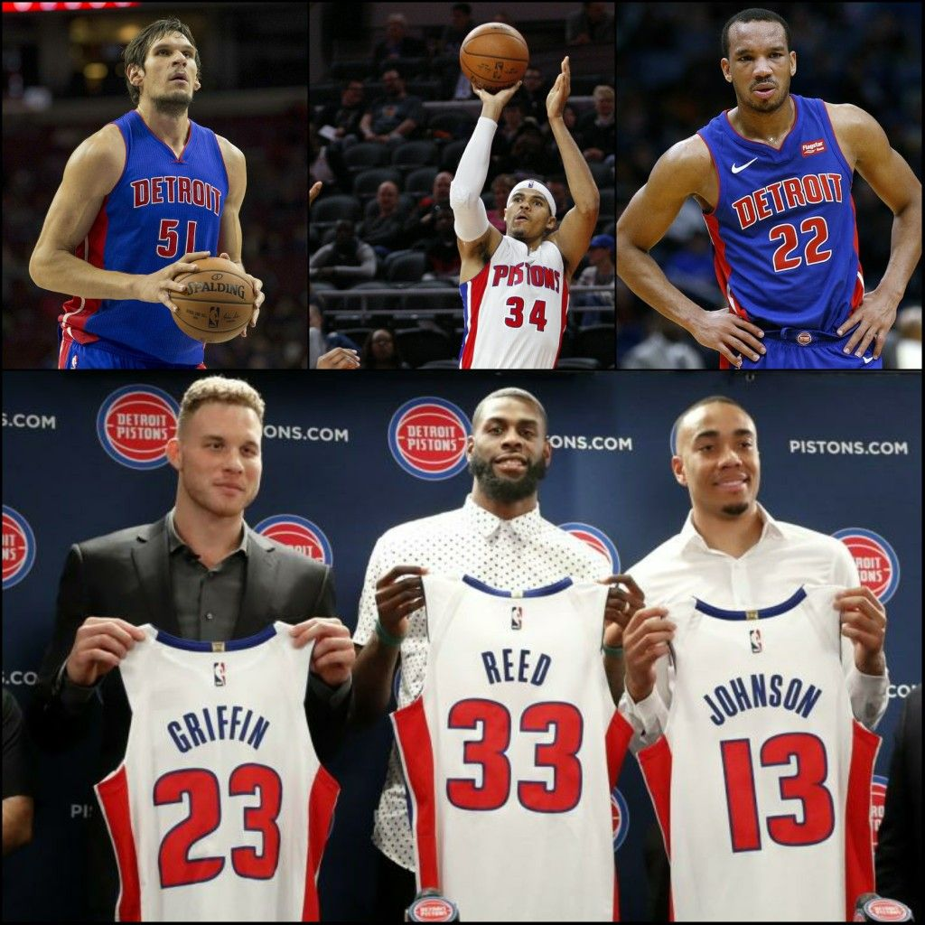 The Los Angeles Clippers Ship Blake Griffin Willie Reed And Brice Johnson To The Detroit Pistons For Avery Blake Griffin Basketball News Los Angeles Clippers