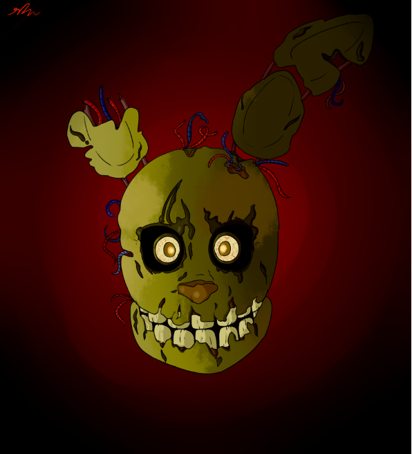 five nights at freddy s 3 by epicgamequests deviantart com on