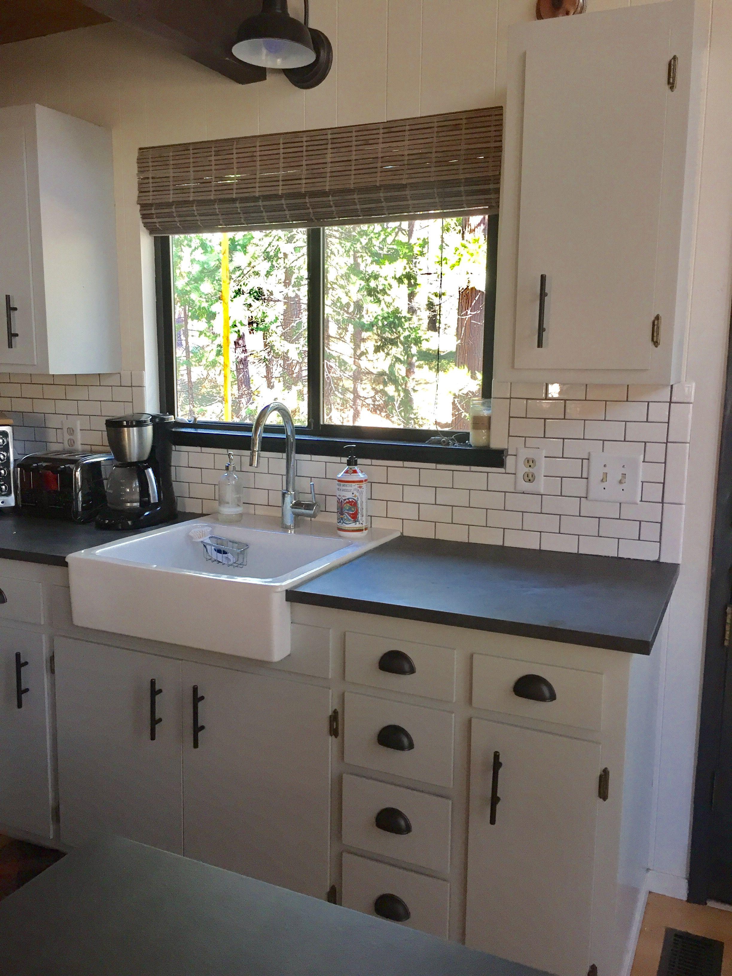 Pin von Sara McAfee auf Arnold cabin - Kitchen Ideas | Pinterest