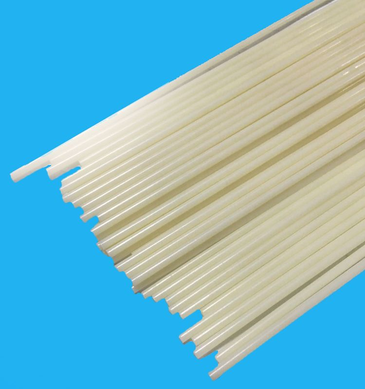 White Black Nature Engineering 10mm Abs Rod Alibaba Wood Abs