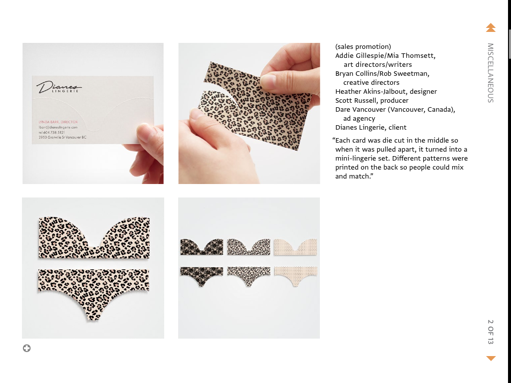 Love how they made this look more like a pattern. | Business Card ...