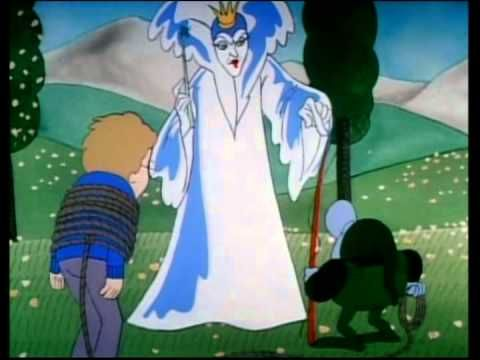 The Lion Witch And The Wardrobe Cartoon Loved Watching This As A