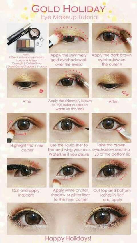 Another Golden Eye Tut