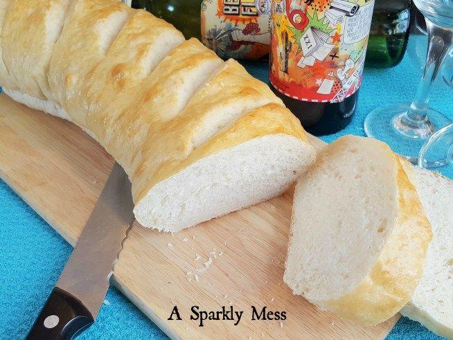 Easy Beginner French Bread Recipe
