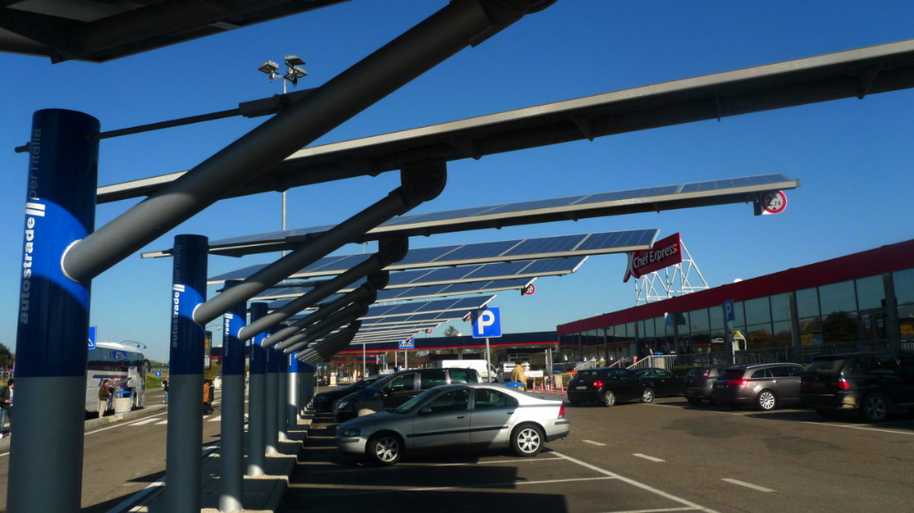 Perpetum to build world's largest solar carport in Belgium