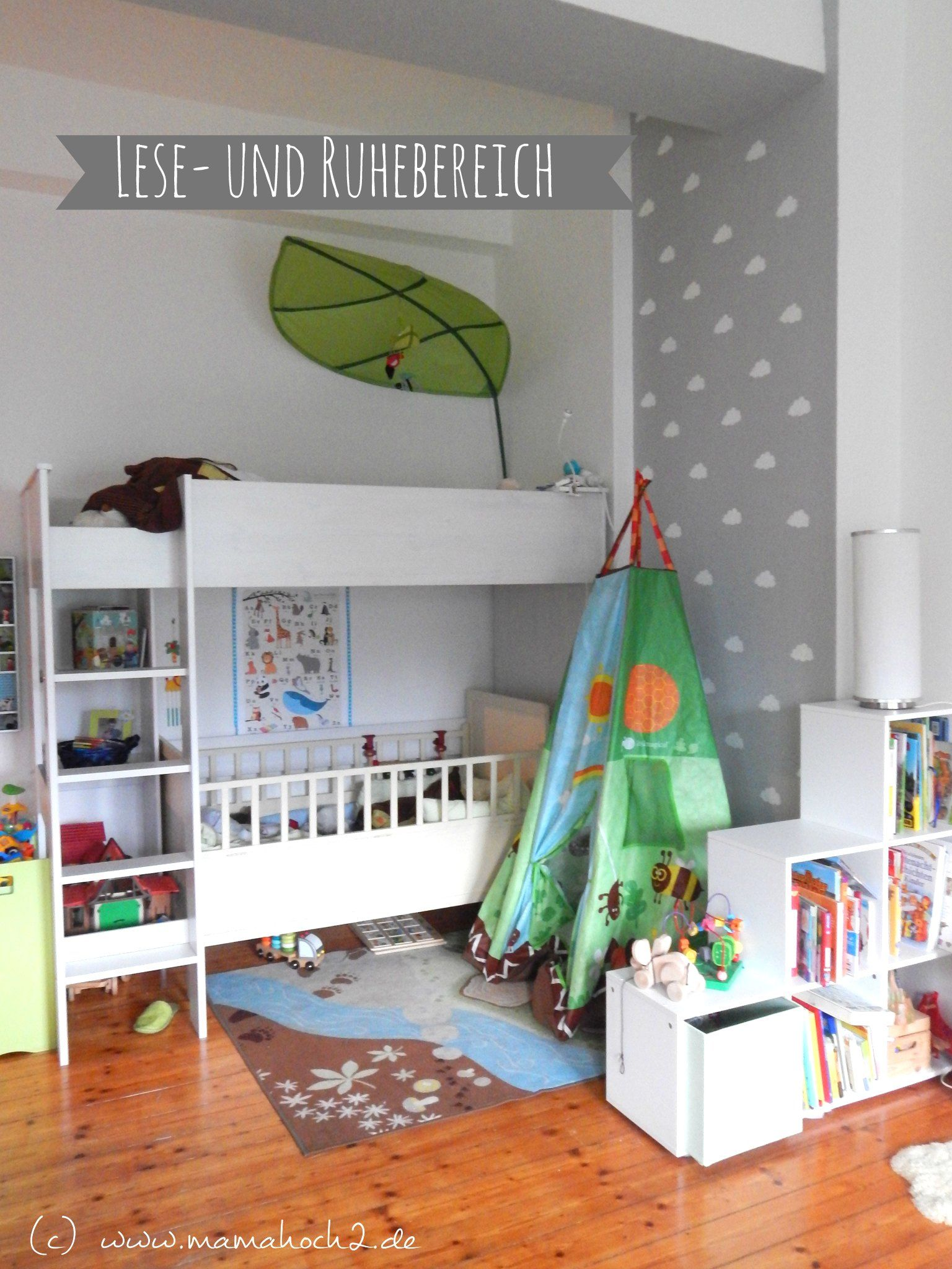 kinderzimmer f r zwei lausebengel kinderzimmerideen mamahoch2 kids pinterest. Black Bedroom Furniture Sets. Home Design Ideas