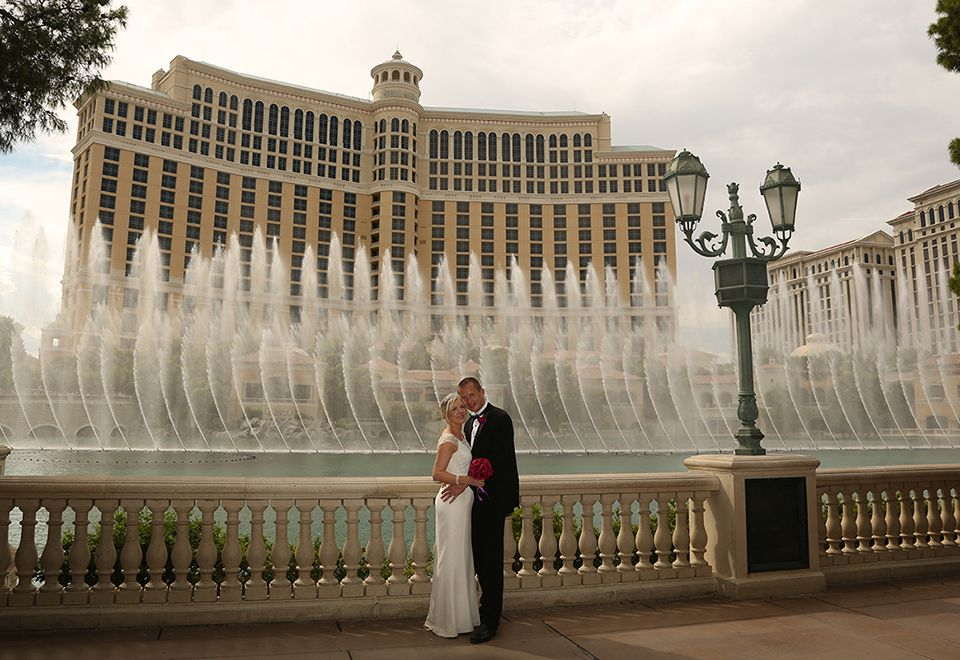 Remarkable Las Vegas Hotel Wedding Packages All Inclusive