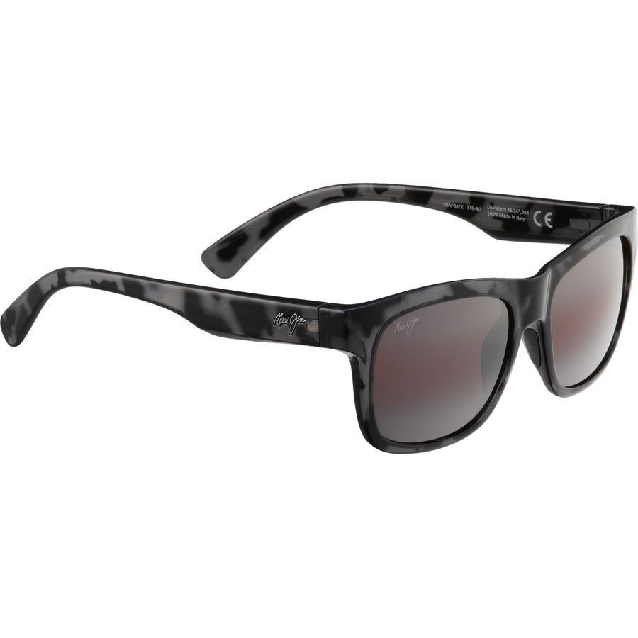 maui jim snapback sunglasses polarized snapback sunglasses