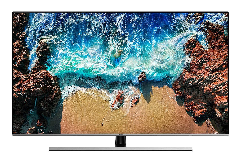 Samsung Nu8009 138 Cm 55 Zoll Led Fernseher Ultra Hd Twin Tuner Hdr Extreme Smart Tv Amazon De Heimkino Tv Led Fernseher Samsung Fernseher