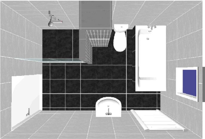 badkamer indelen - Google zoeken - bathroom | Pinterest - Badkamer ...