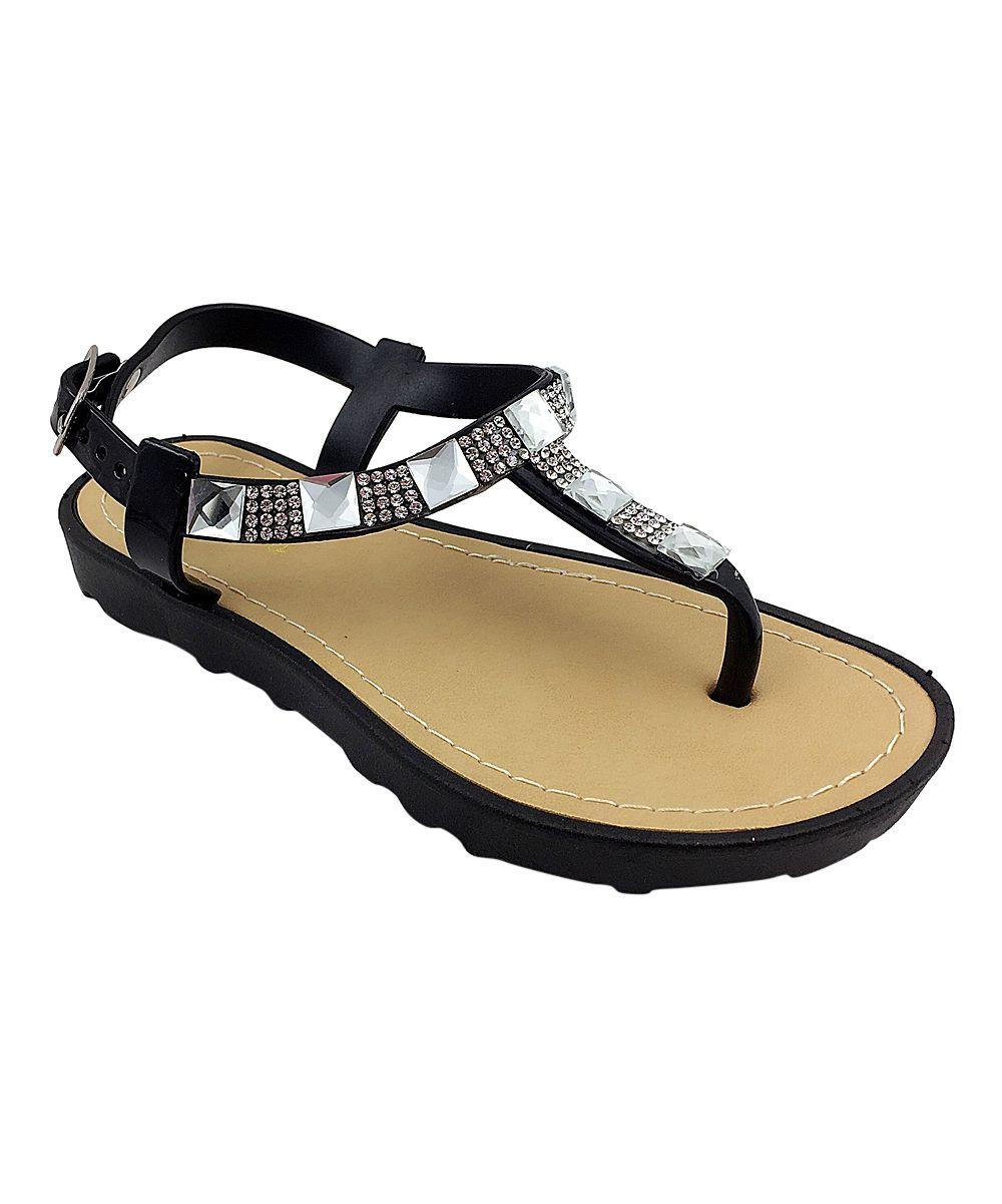 d26dd516d7ac Black Adda Sandal - Kids Kids Sandals
