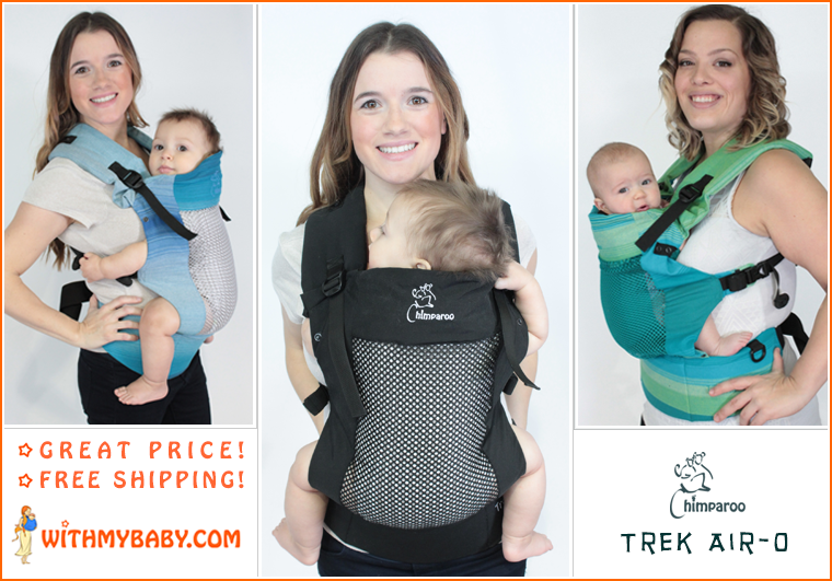 Time For Outdoor Activities With Your Baby In A Carrier Choose