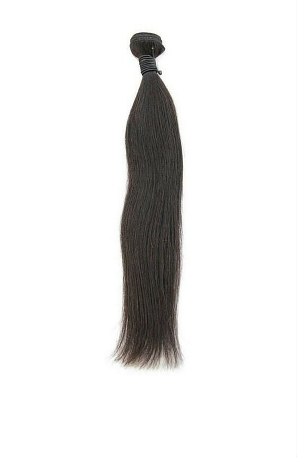 Asian Straight Human Hair Extension Can Be Lighten And Colored To