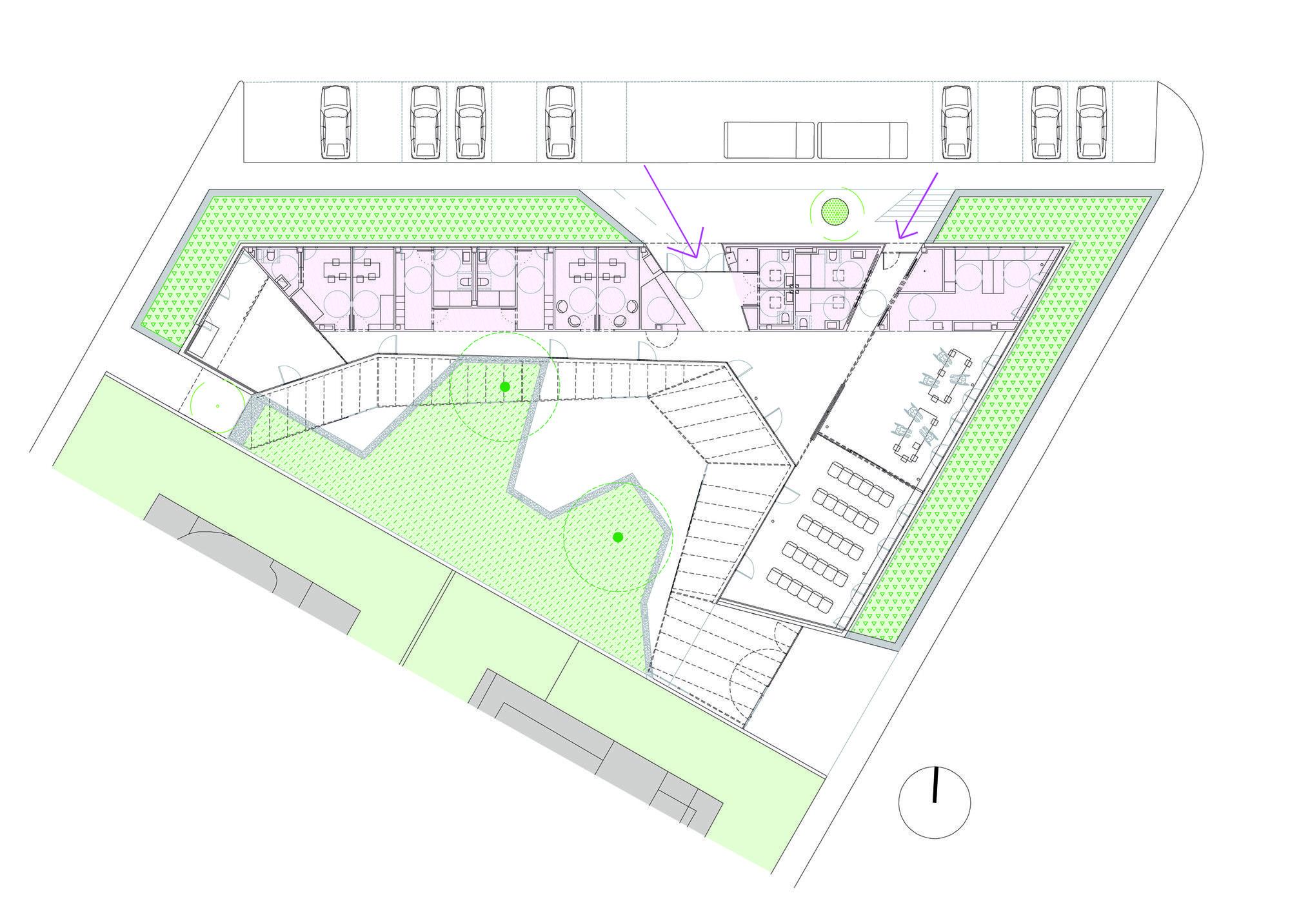 Galería de Centro de Día / Flexo Arquitectura - 12