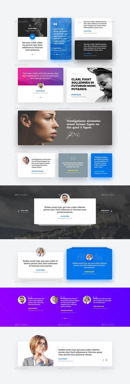 Clean And Modern Testimonials Testimonials Web Design Testimonials Design Testimonials Design Inspiration