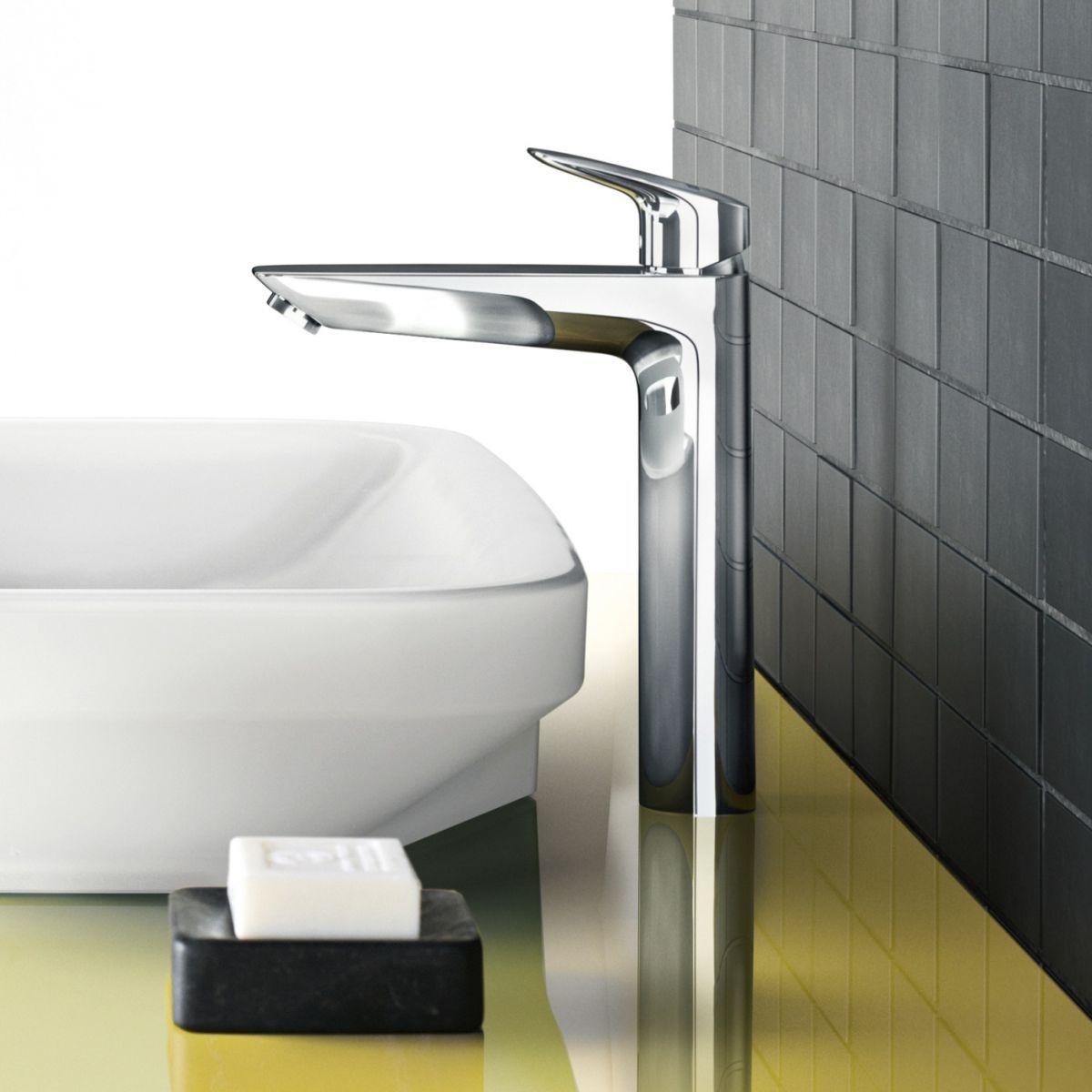 Hansgrohe Logis 190 Tall Basin Mixer Basin Bathroom Basin