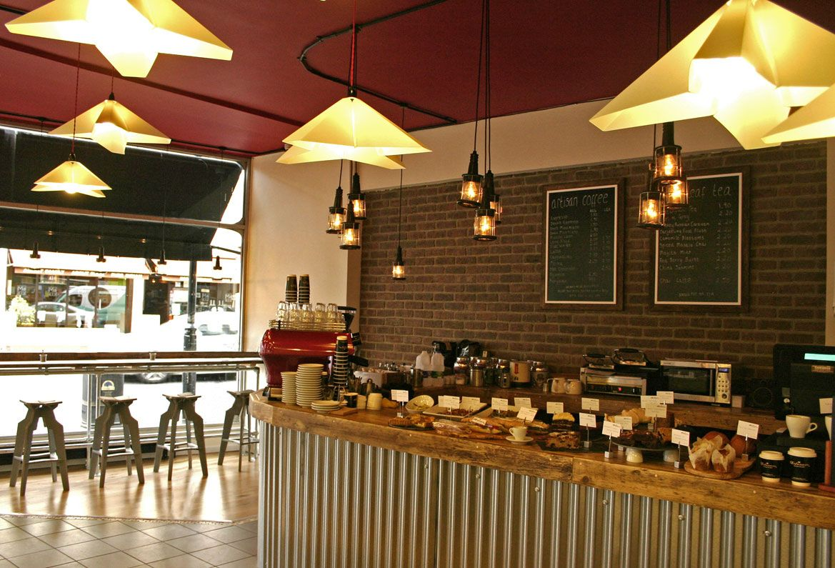Wonderful Cafe Design Ideas To Inspire You : Artistic Coffee Shop ...