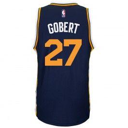 1932ea2d10eb Rudy Gobert Utah Jazz Adidas Road Swingman Jersey (Navy)