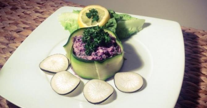 Votre menu végétarien en 5 recettes - Plat 2 : Ecrasé de pommes de terre aux algues | Fourchette & Bikini