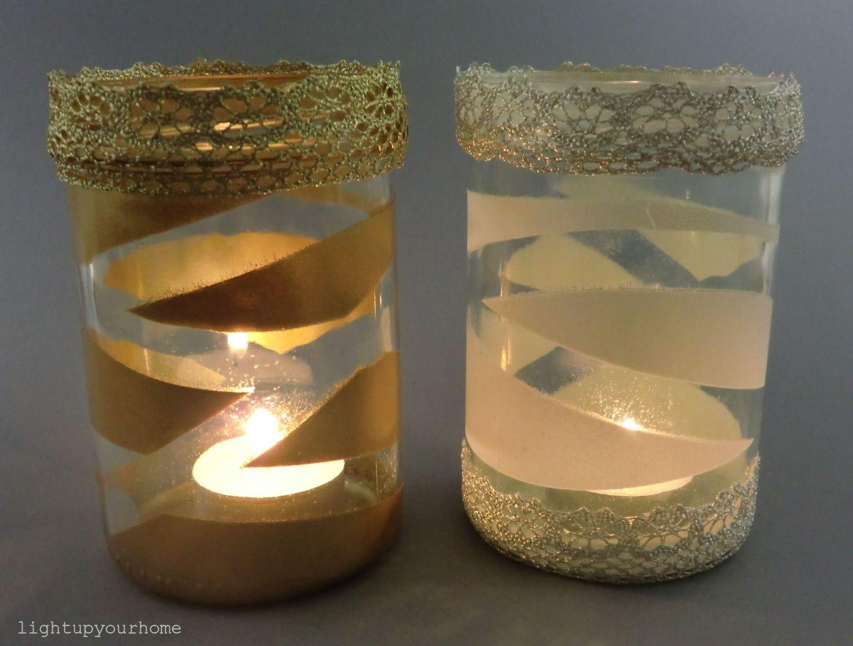DIY - Wrapdesign - Windlichter