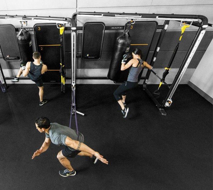 Matrix Connexus Matrix Fitness Sport Kamer Sport